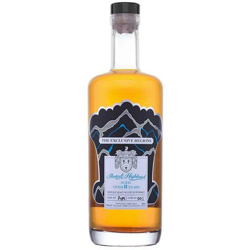 Exclusive Regions Peated Highland Single Malt