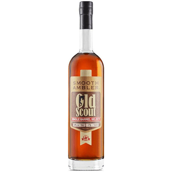 Smooth Ambler Old Scout Single Barrel Select  13 Yr Bourbon 107 Proof