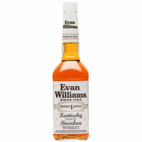 Evan Williams Bottled in Bond Bourbon