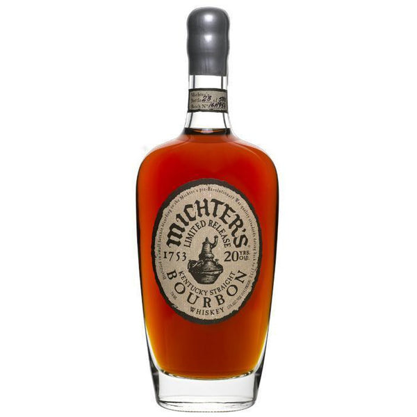 Michter's Bourbon 20 Year Old 2018 Release