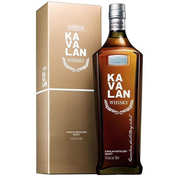 Kavalan Distillery Select Whisky