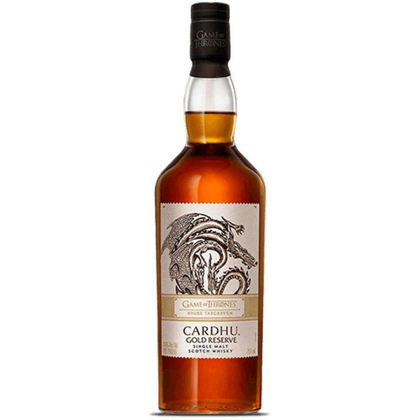 Cardhu Gold Reserve Game of Thrones - House Targaryen