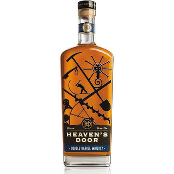 Heaven's Door Double Barrel Whiskey