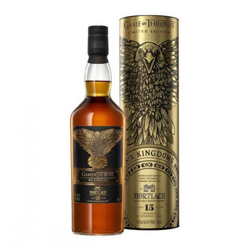 Mortlach 15 Year Old Single Malt 'Game of Thrones The Six Kingdoms'