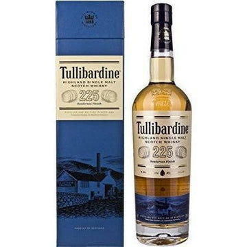 Tullibardine Scotch Single Malt 225 Sauternes Finish