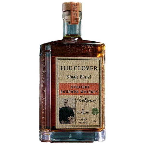The Clover Tennessee Single Barrel Straight Bourbon Whiskey 4 Year