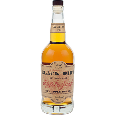 Black Dirt Applejack Brandy