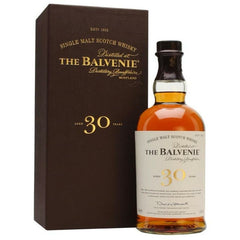 Balvenie 30 Year Old Single Malt Scotch Whisky