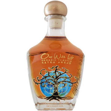 One With Life Extra Anejo Tequila
