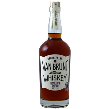 Van Brunt Stillhouse Distiller's Edition Empire Rye