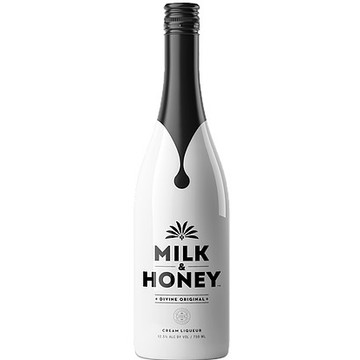 Milk & Honey Cream Liqueur