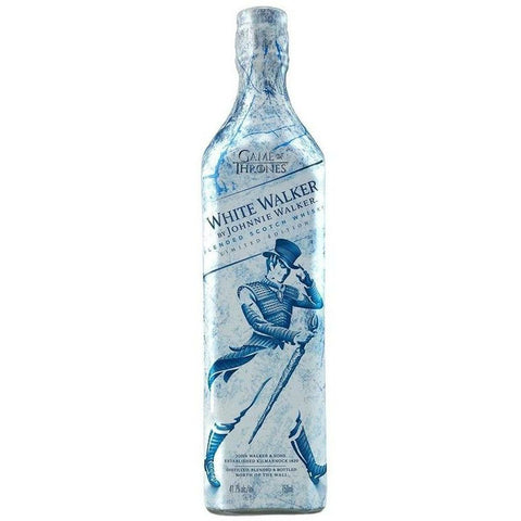 "Johnnie Walker ""White Walker"" Game of Thrones edition"