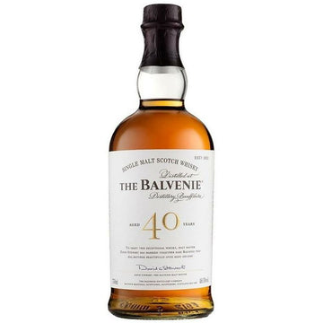 Balvenie 40 Year Old Single Malt Scotch Whisky