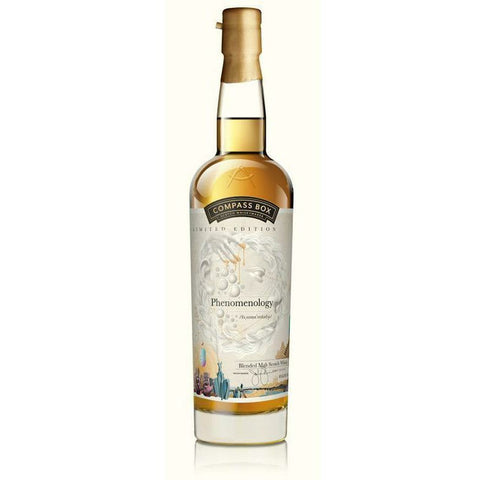 Compass Box Phenomenology Scotch Whisky