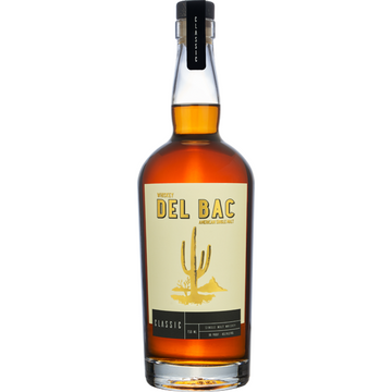 Whiskey Del Bac Dorado Mesquite Smoked Single Malt
