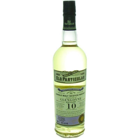 Douglas Laing's Old Particular Glengoyne 10 Year Single Malt Whisky