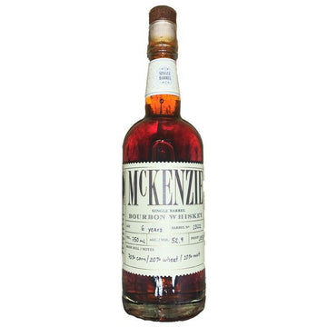 Finger Lakes Distilling Mckenzie Single Barrel Bourbon #1322