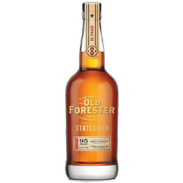 Old Forester Statesman Bourbon Whiskey