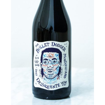 Delinquente Wine  Co. The Bullet Dodger Montepulciano 2019