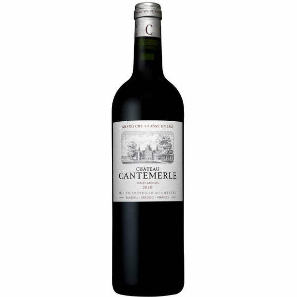 Chateau Cantemerle Haut-Medoc 2012