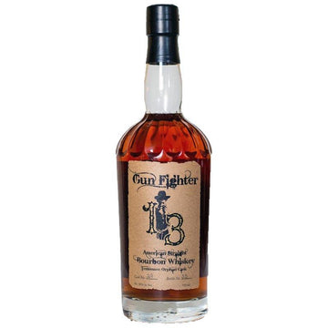 Gun Fighter Tennessee Orphan Cask 13 Year Old Bourbon