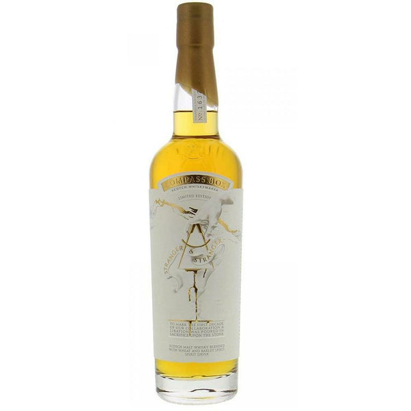 Compass Box Stranger & Stranger Scotch Whisky
