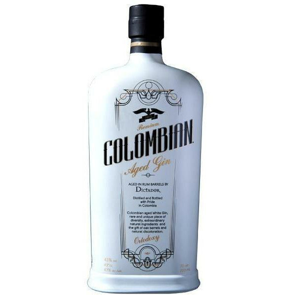 Colombian Ortodoxy Aged Gin