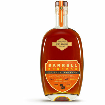 "Joe's Playlist Track 8 ""Short Squeeze"" Barrell Bourbon Private Release A01A"