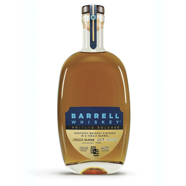 """Joe's Playlist"" - Track #1 Hungarian Fair Barrell Whiskey Private Release AH02 Whiskey Finished in a Tokaji Barrel"