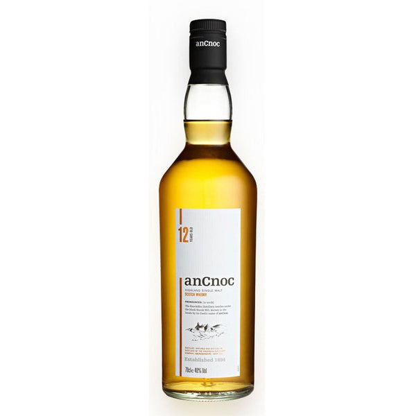 Ancnoc Scotch Single Malt 12 Year