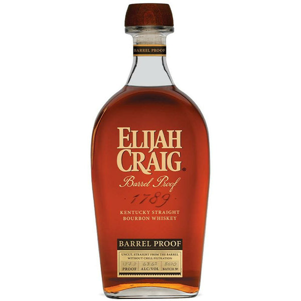 Elijah Craig Barrel Proof Small Batch No. B520