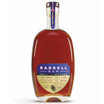 Barrell Rum Private Release Blend B750