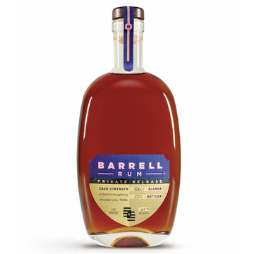 Barrell Rum Private Release Blend B801