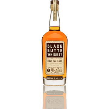 Black Butte Whiskey 3 Year