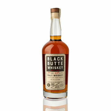 Black Butte Whiskey 5 Year