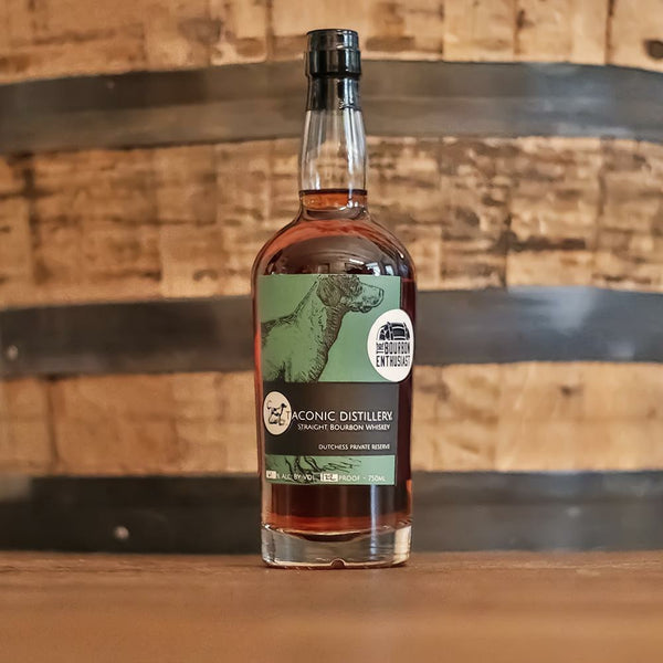 Bourbon Enthusiast x Taconic Distillery Single Barrel #546