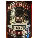 Belle Meade Cask Strength Bourbon Batch 19-10