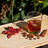 Wandering Barman Boomerang- Burnt Maple Old Fashioned