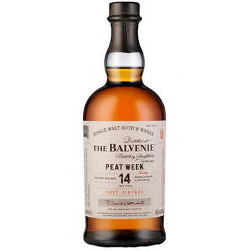 Balvenie 14 Year Old Peat Week Single Malt