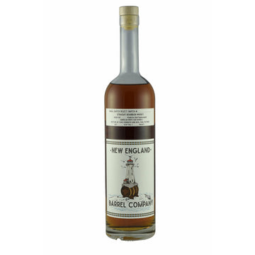 New England Barrel Small Batch Select Bourbon - Batch #: 21-01
