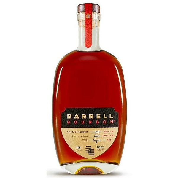 Barrell Bourbon Batch 013