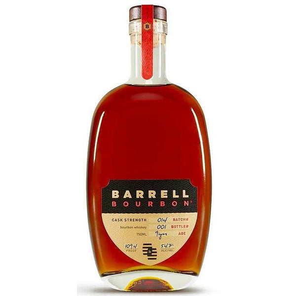 Barrell Bourbon Batch 014