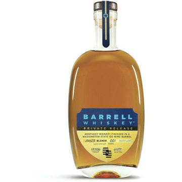 Barrell Whiskey Private Release AH03 Finished in Washington State Ice Wine Barrel