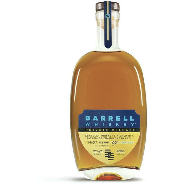 Barrell Whiskey Private Release AH09 Finished in Ratafia de Champagne Barrel