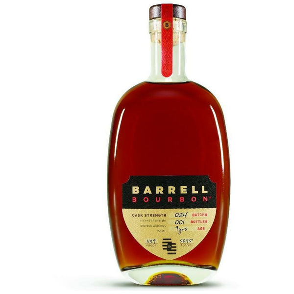 Barrell Bourbon Batch 024