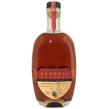 Barrell Bourbon Single Barrel K783
