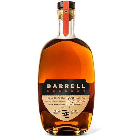 Barrell Bourbon Special Edition Single Barrel for Bourbonr