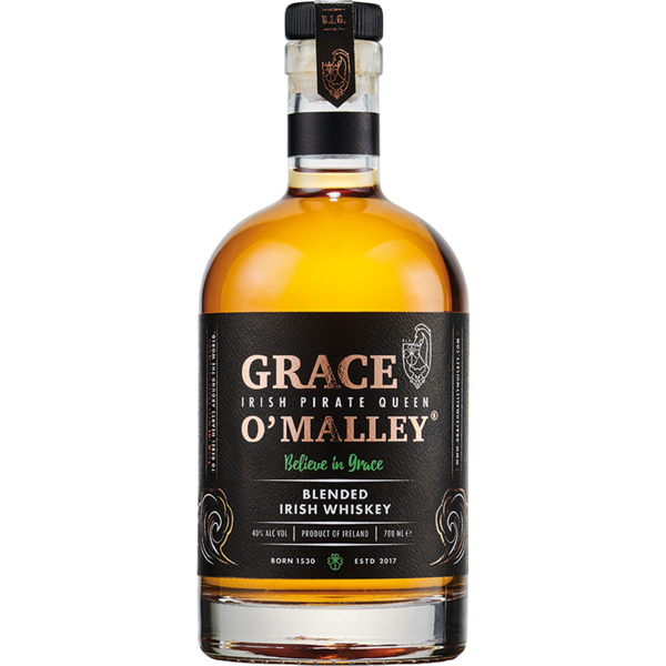 Grace O'Malley Blended Irish Whiskey
