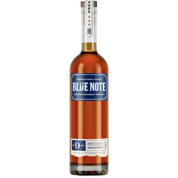 Blue Note 9 Year Old Small Batch Tennessee Straight Bourbon