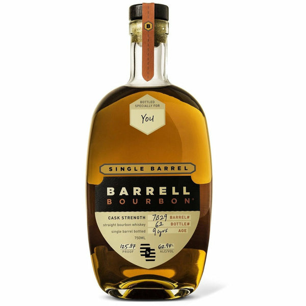 """Bottled for You"" Barrell Bourbon Exclusive Single Barrel"